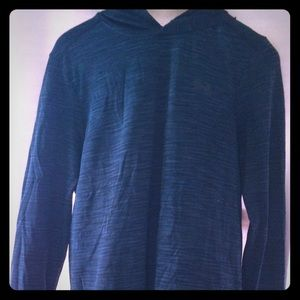 NWT Men's Under Armour Hooded Top